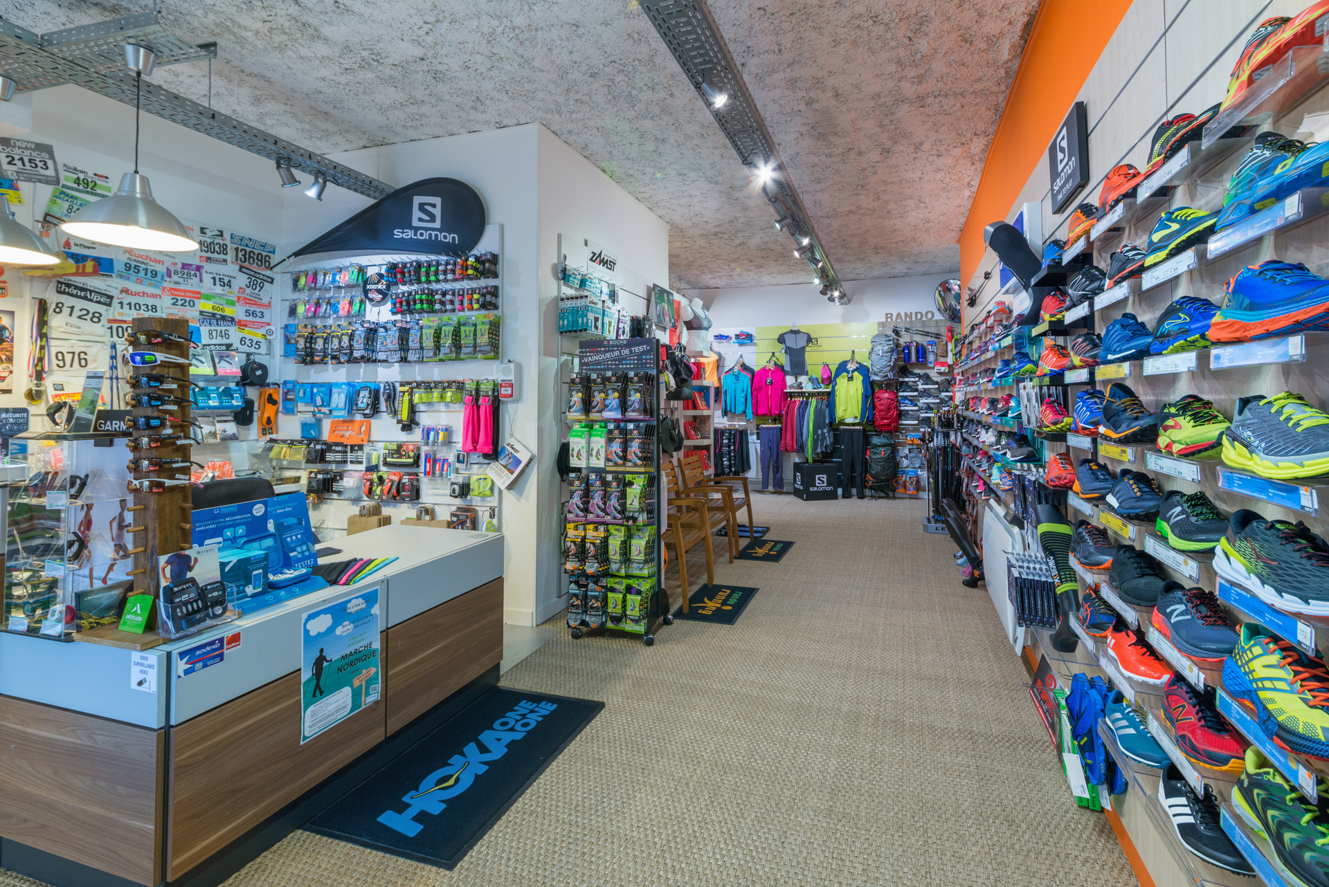 boutique de running