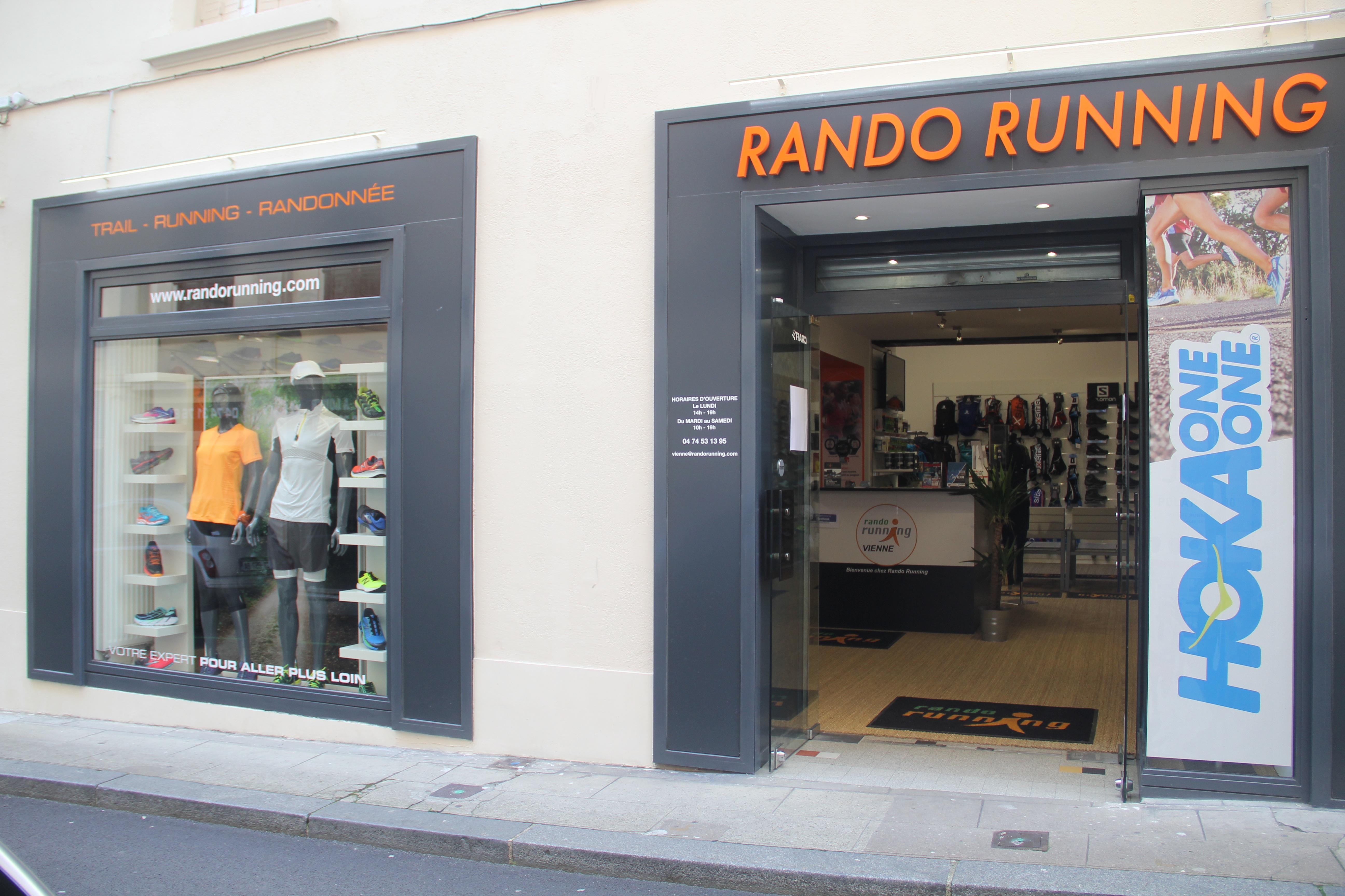Magasin de sport à VIENNE | Boutique Rando Running de Vienne